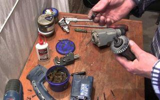 Выбор масла для смазывания и смазка редуктора, буров перфоратора своими руками