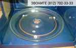 Не крутится тарелка в микроволновке: возможные причины