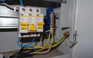 Как заземлить стиральную машину, если нет заземления: через электрощит, в частном доме