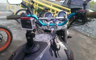 Экшн-камера для мотоцикла или велосипеда: преимущества, критерии выбора, способы крепления и эксплуатация