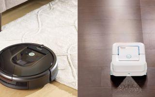 Рейтинг роботов-пылесосов: 5 лучших моделей 2017 года с функцией влажной уборки