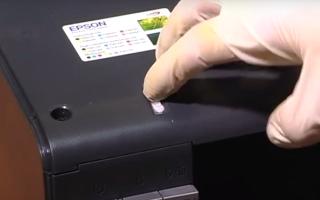 Что делать, если принтер canon, epson, hp, brother не печатает после заправки картриджа