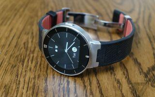 Умные часы alcatel onetouch go watch: дизайн, управление, функционал, плюсы и минусы