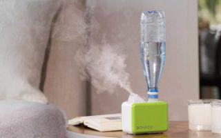 Какую воду заливать в увлажнитель воздуха?