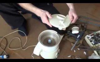 Как разобрать соковыжималку журавинка: особенности разборки и ремонта своими руками