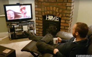 Создана технология, позволяющая управлять телевизором при помощи подручных средств