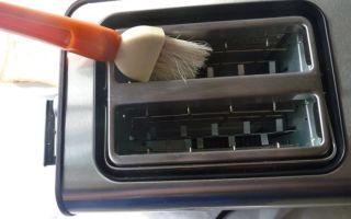 Что такое тостер, как им пользоваться и чистить от крошек