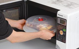 Что нельзя ставить в микроволновку, какие тарелки вредны для свч-печи