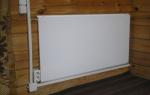Энергосберегающие электрические конвекторы отопления