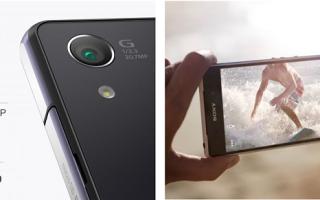Sony xperia z2: характеристики, размеры, процессор, камера
