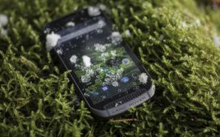 Компанией land rover создан смартфон для экстремалов