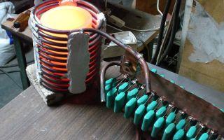 Индукционный обогреватель: применение и изготовление своими руками