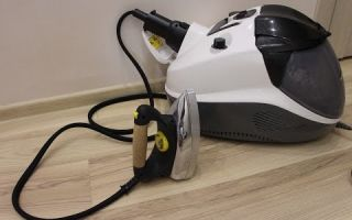 Чистка утюга-парогенератора керхер в домашних условиях