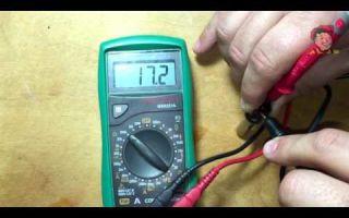 Как проверить датчик температуры в стиральной машине?