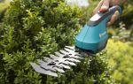Электрические и ручные садовые ножницы для стрижки травы, цветов и кустов