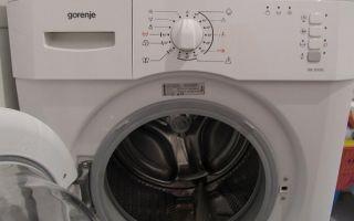 Неисправности и ошибки стиральной машины горение