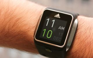 Умные часы аdidas micoach smart run: характеристики, функционал, отзывы, цена