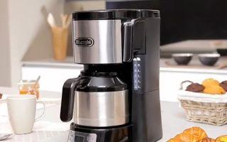 Виды и типы кофеварок для дома