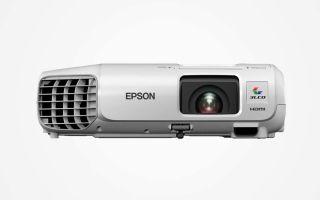 Как выбрать мультимедийный проектор по параметрам: яркость, контрастность, разрешение