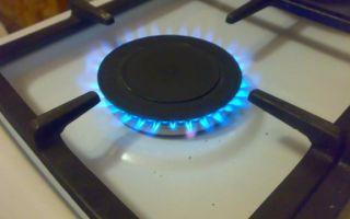 Почему коптит газовая плита