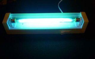Польза и вред кварцевой лампы для здоровья людей