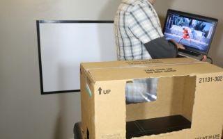 Как сделать проектор своими руками в домашних условиях из телефона, планшета или ноутбука