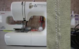 Почему швейная машина пропускает стежки в строчке и как исправить