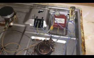 Почему не работает электроподжиг на газовой плите