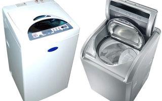 Что такое стиральная машина активаторного типа?