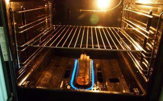 Как зажечь духовку в газовой плите