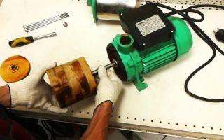 Разборка и ремонт основных неисправностей водяных погружных насосов своими руками