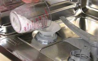 Для чего нужна соль для посудомоечной машины: куда и сколько засыпать, чем заменить