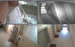 Какую видеокамеру купить для внутреннего наблюдения и охраны офиса, квартиры, подъезда дома