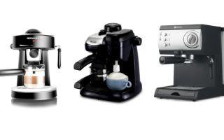 Рейтинг кофемашин для дома по цене и качеству на 2017 год