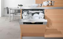 Частично встраиваемая и полновстраиваемая посудомоечная машина