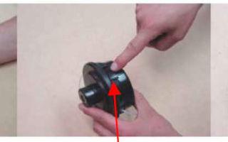 Ремонт катушки триммера своими руками: как снять, разобрать, поменять леску, собрать и установить обратно