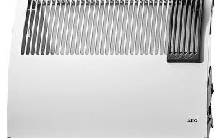 Конвектор с вентилятором: электрический, встраиваемый, настенный