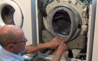 Неисправности стиральной машины аристон и их устранение своими руками