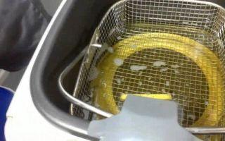 Электрическая фритюрница: устройство и принцип работы, как пользоваться, как помыть