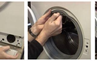 Как разобрать стиральную машину автомат от бош, занусси, канди, ардо, электролюкс