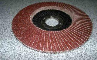 Какие бывают шлифовальные и полировальные насадки на болгарку: алмазные чашки, лепестковые круги и другие