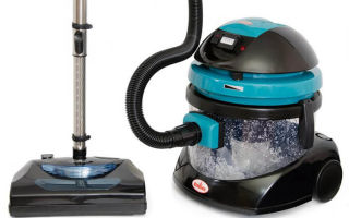 Моющий пылесос для ковров: выбор, плюсы и минусы