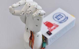 Российские студенты изобрели систему, способную изготовить протез руки за 3 дня