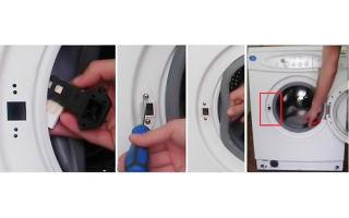 Не блокируется дверь в стиральной машине: внешние и внутренние причины, устранение неисправности