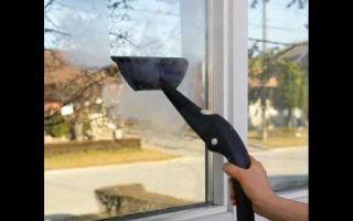 Парогенератор для мытья окон: как использовать, плюсы и минусы такой мойки