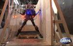 В израиле сконструирован робот, способный преодолевать любые препятствия