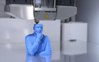 Создан умный прибор, печатающий на 3d принтере нарисованные макеты