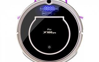 Робота-пылесос iplus x600pro от clever panda: обзор характеристик и возможностей новинки