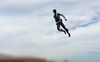 Инженерами компании disney создан робот-акробат
