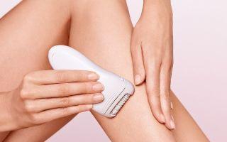 Как правильно пользоваться эпилятором в домашних условиях для эпиляции ног, подмышек и зоны бикини без боли